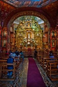 Retablo de Santo Domingo