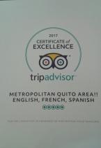 Certif TRIP ADVISOR DEPARTAMENTO