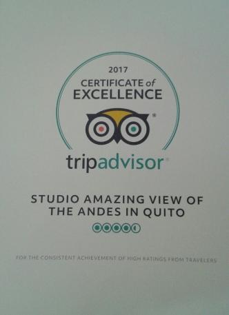 Certif TRIP ADVISOR ESTUDIO